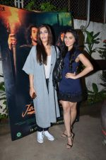 Sonam Kapoor, Perina Qureshi at Jaanisaar Screening in Sunny Super Sound on 6th Aug 2015