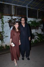 Talat Aziz at Jaanisaar Screening in Sunny Super Sound on 6th Aug 2015