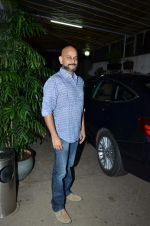 Vijay Krishna Acharya at Jaanisaar Screening in Sunny Super Sound on 6th Aug 2015