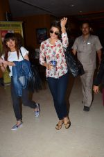 Jacqueline Fernandez snapped in Mumbai on 7th Aug 2015