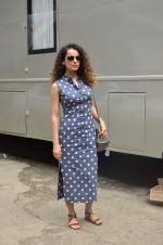 Kangana Ranaut promote Katti Batti at filmistan on 7th Aug 2015