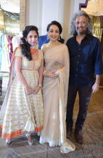 Rinke Khanna at Abu Jani Sandeep Khosla unveiled their latest collection- VARANASI at the opening of BMW India Bridal Fashion Week on 7th Aug 2015 (10)_55c5d7058388b.JPG
