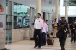 Abhishek Bachchan snapped at domestic airport on 8th Aug 2015