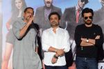 Anil Kapoor,Anees Bazmee, Nana Patekar at Welcome Back title song launch in Mumbai on 8th Aug 2015 (150)_55c740545b04f.JPG