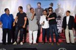 Anil Kapoor, John Abraham, Nana Patekar, Anees Bazmee, Firoz Nadiadwala at Welcome Back title song launch in Mumbai on 8th Aug 2015