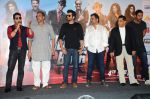 Anil Kapoor, John Abraham, Nana Patekar, Anees Bazmee, Firoz Nadiadwala, Mika Singh at Welcome Back title song launch in Mumbai on 8th Aug 2015 (116)_55c74003648f2.JPG