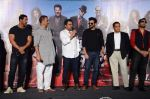 Anil Kapoor, John Abraham, Nana Patekar, Anees Bazmee, Firoz Nadiadwala, Mika Singh at Welcome Back title song launch in Mumbai on 8th Aug 2015 (119)_55c740047fab2.JPG