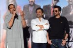Anil Kapoor,Anees Bazmee, Nana Patekar at Welcome Back title song launch in Mumbai on 8th Aug 2015
