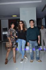 Deepika Padukone, Sajid Nadiadwala at Tamasha wrap up party on 8th Aug 2015