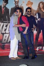 Mika Singh at Welcome Back title song launch in Mumbai on 8th Aug 2015