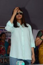 Sridevi at sulabh public toilet launch in Mumbai  on 8th Aug 2015