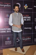 Anil Kapoor at Screenwriters meet in J W Marriott on 9th Aug 2015