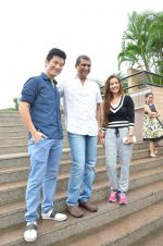 Meiyang Chang at tree plantation event in Malad on 9th Aug 2015 (21)_55c8563819179.JPG
