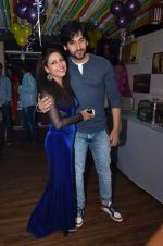 Pratyusha and shashank vyas at Pratyusha Banerjee_s birthday party in Versova, Mumbai on 9th Aug 2015 (2)_55c856121354c.JPG