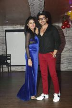 Pratyusha n dheeraj dhoopal at Pratyusha Banerjee_s birthday party in Versova, Mumbai on 9th Aug 2015_55c85629ad98c.JPG