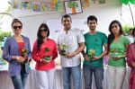 Sakshi Tanwar at tree plantation event in Malad on 9th Aug 2015 (16)_55c8565e1d278.JPG