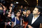 Abhishek Bachchan at All is well press meet in Gurgaon on 10th Aug 2015