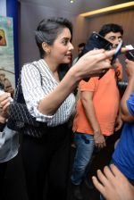 Asin Thottumkal at All is well press meet in Gurgaon on 10th Aug 2015