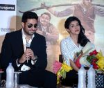 Asin Thottumkal, Abhishek Bachchan at All is well press meet in Gurgaon on 10th Aug 2015 (66)_55c9a42f678d0.jpg