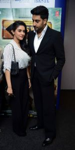 Asin Thottumkal, Abhishek Bachchan at All is well press meet in Gurgaon on 10th Aug 2015 (77)_55c9a430d8b5b.jpg