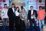 Asin Thottumkal, Abhishek Bachchan, Supriya Pathak, Rishi kapoor at All is well press meet in Gurgaon on 10th Aug 2015 (72)_55c9a433027f6.jpg