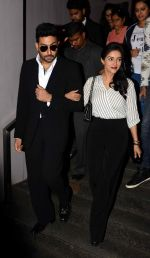 Asin Thottumkal, Abhishek Bachchan at All is well press meet in Gurgaon on 10th Aug 2015 (59)_55c9a42cacbd2.jpg