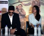 Asin Thottumkal, Abhishek Bachchan at All is well press meet in Gurgaon on 10th Aug 2015 (61)_55c9a42d96427.jpg