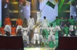 Daler mehndi at Voice of India - Independence day special shoot in R K Studios on 10th Aug 2015 (13)_55c9a5e9b30ad.JPG