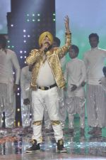 Daler mehndi at Voice of India - Independence day special shoot in R K Studios on 10th Aug 2015 (20)_55c9a5f06bac6.JPG
