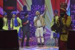 Daler mehndi, Mika Singh at Voice of India - Independence day special shoot in R K Studios on 10th Aug 2015 (40)_55c9a6015e61e.JPG