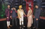 Karan Tacker,Mika Singh, Daler mehndi , Sunidhi Chauhan, Shaan at Voice of India - Independence day special shoot in R K Studios on 10th Aug 2015