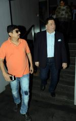 Rishi Kapoor at All is well press meet in Gurgaon on 10th Aug 2015