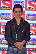 Sonu Sood at SAB Comedy Superstar launch in J W Marriott on 10th Aug 2015