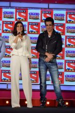 Sushmita Sen, Sonu sood at SAB Comedy Superstar launch in J W Marriott on 10th Aug 2015