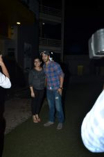 Varun Dhawan snapped in PVR, Juhu on 10th Aug 2015