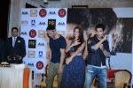 Akshay kumar, Sidharth Malhotra, Jacqueline Fernandez promote brothers in imprial, Delhi on 11th July 2015