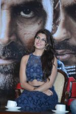 Jacqueline Fernandez promote brothers in imprial, Delhi on 11th July 2015