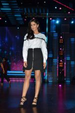 Katrina Kaif at Dance show to promote Phantom at Yashraj Studios on 11th Aug 2015