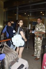 Parineeti Chopra snapped at Airport on 11th Aug 2015