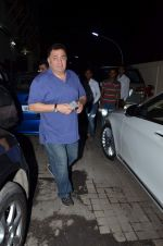 Rishi Kapoor snapped at PVR Juhu on 11th Aug 2015