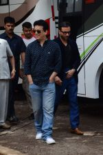 Saif Ali Khan, Sajid Nadiadwala at Phantom Press Conference in Mehboob studios on 11th Aug 2015