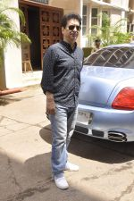 Sajid Nadiadwala at Phantom Press Conference in Mehboob studios on 11th Aug 2015