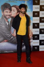 Shahid Kapoor at Trailer Launch of Shandaar in PVR on 11th Aug 2015