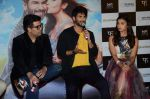 Shahid Kapoor, Alia Bhatt at Trailer Launch of Shandaar in PVR on 11th Aug 2015