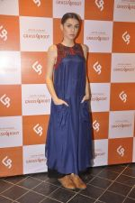 at Anita Dongre store launch and Grassroot collection launch in Khar on 11th Aug 2015