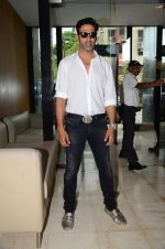 Akshay Kumar at the interview for the film brothers in Novotel on 12th Aug 2015