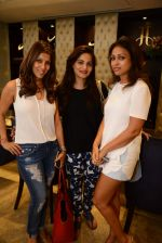 Alvira Khan, Surily Goel at Jaipur Jewels Rise Anew collection launch in Napean Sea Road on 12th Aug 2015