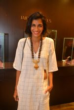Anushka Manchanda at Jaipur Jewels Rise Anew collection launch in Napean Sea Road on 12th Aug 2015
