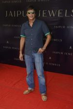 Chunky Pandey at Jaipur Jewels Rise Anew collection launch in Napean Sea Road on 12th Aug 2015