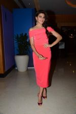 Jacqueline Fernandez at the interview for the film brothers in Novotel on 12th Aug 2015